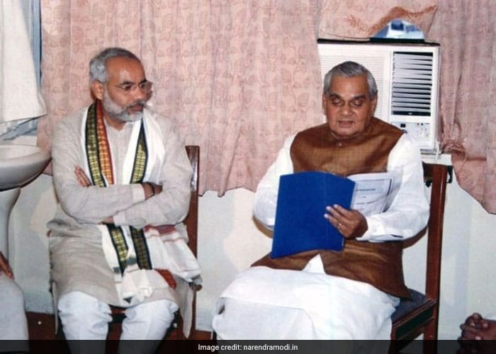 \'A Void\': A Story Of 2 Prime Ministers, In Pics