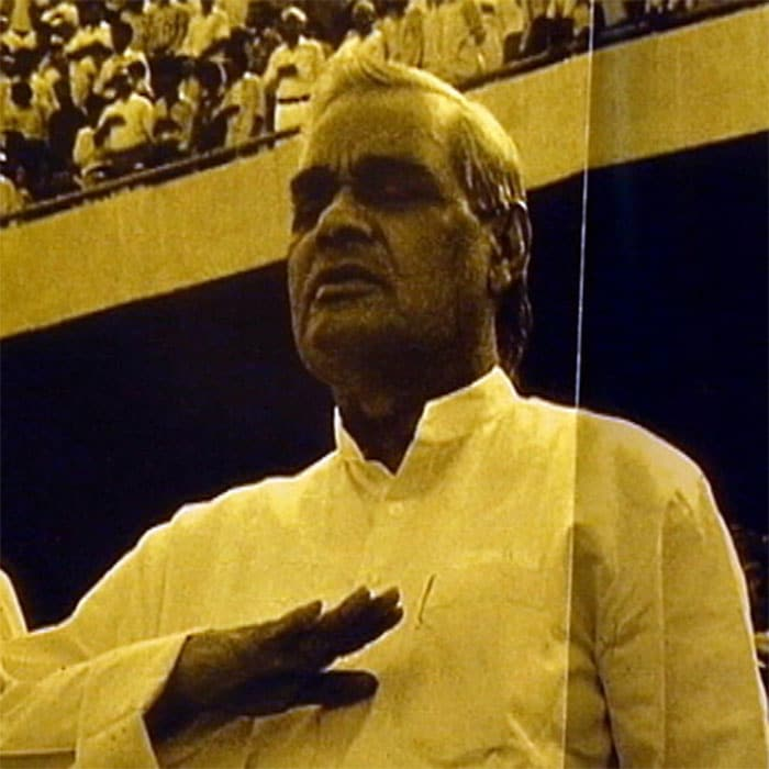 Atal Bihari Vajpayee: A Life In Pictures