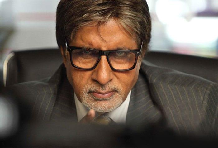 The Gandhi-Bachchan story