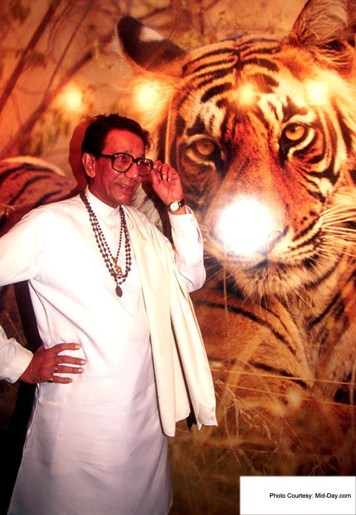 Rare Pics Bal Thackeray With Rajinikanth MJ