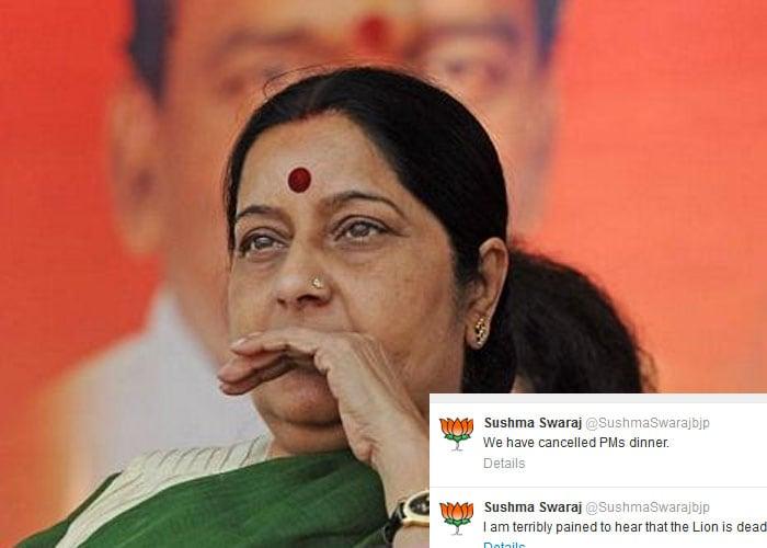 RIP Bal Thackeray, tweets India