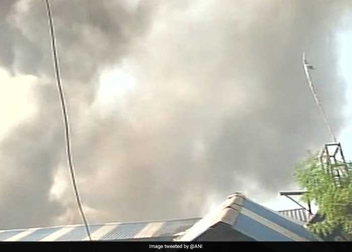 In Pics: 5 Photos Of The Massive Bandra Fire, Station Affected