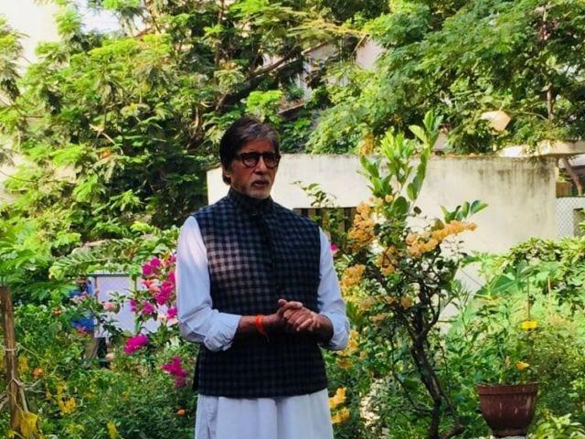 Photo : अमिताभ बच्चन ने लॉन्च किया NDTV-डेटॉल बनेगा स्वच्छ इंडिया का 5वां सीजन