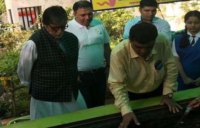 अमिताभ बच्चन ने लॉन्च किया NDTV-डेटॉल बनेगा स्वच्छ इंडिया का 5वां सीजन