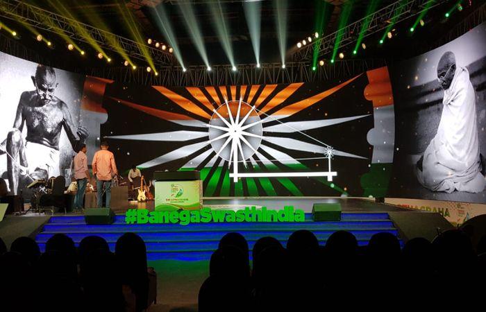 Banega Swasth India: 12 घंटे के 'स्वस्थाग्रह' की कुछ ऐसे हुई शुरुआत