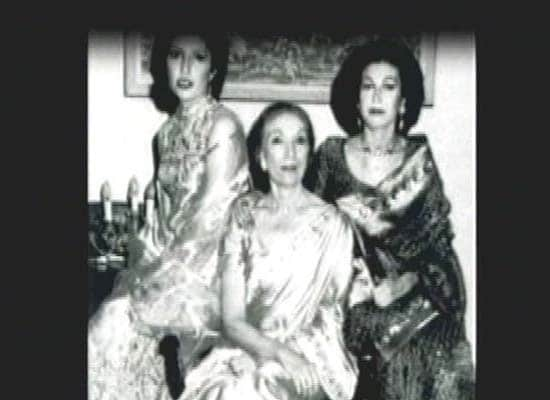 Flipping Bhutto Family Album Photo Gallery - Bhutto family