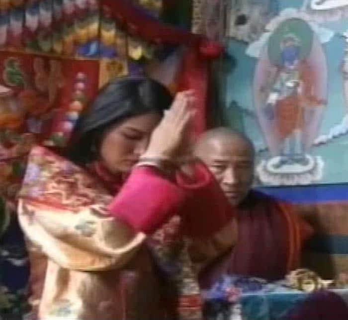 Royal Wedding: Bhutan king weds