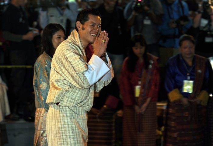 Latest pics: Bhutan\'s stunning Royal couple