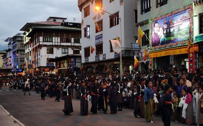 Latest pics: Bhutan\'s stunning Royal couple\'