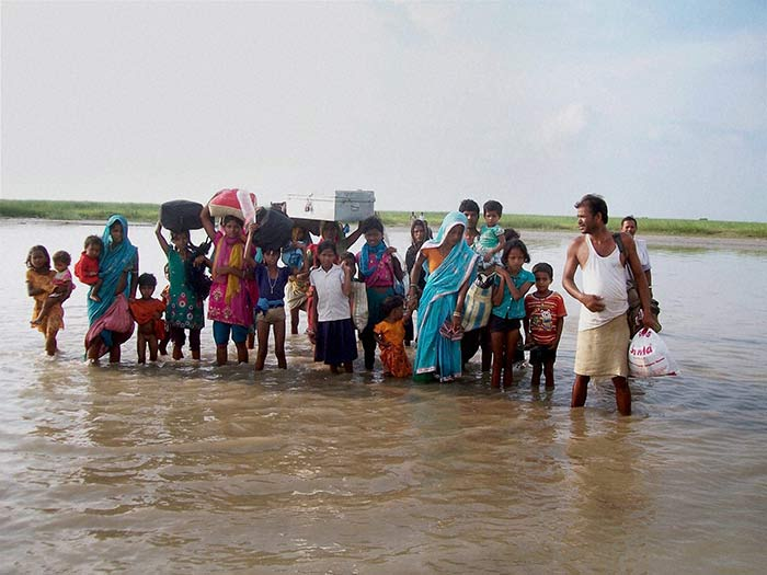Thousands Evacuated in Bihar Amid Flood Alert; Situation Under Control