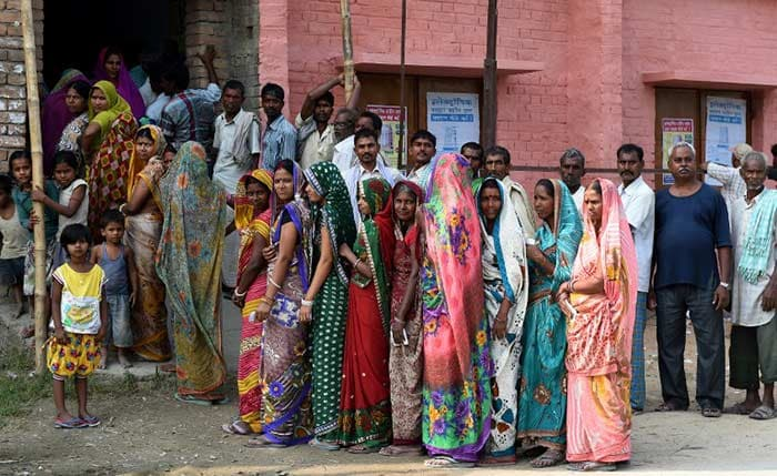 Voting Begins for Five-Phase Bihar Assembly Elections