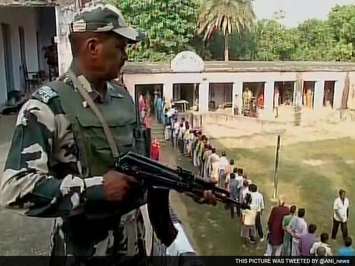 Battle For Bihar: Voting Begins For the First Phase