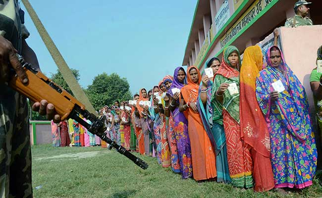 Bihar Election: Women Voters Outnumber Men in First Phase