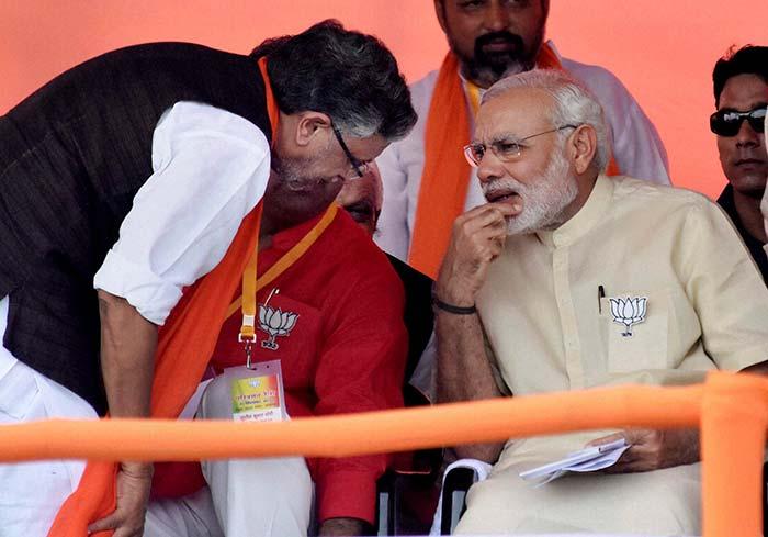 बिहार चुनाव : नीतीश को पीएम मोदी की नई चुनौती