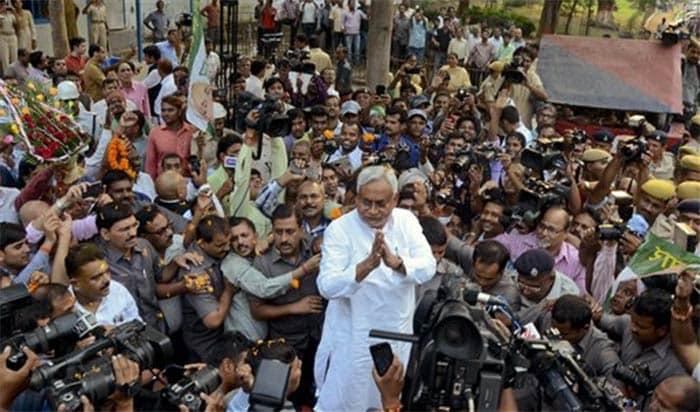 5 Defining Images From Bihar Verdict