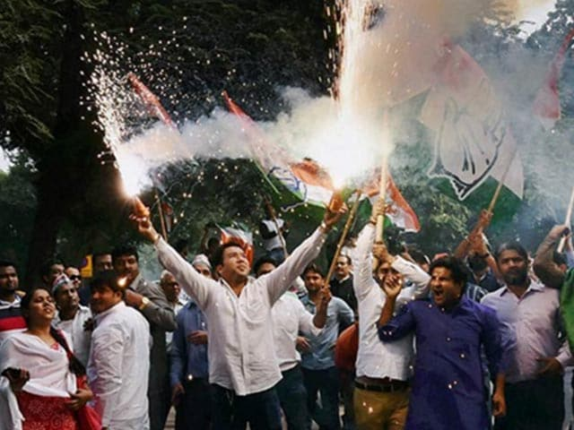 Photo : Bihar Election Results 2015: Prominent Winners and Losers