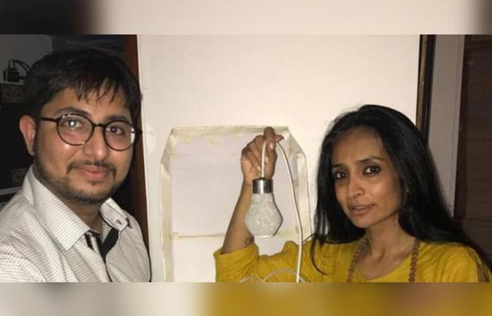 Binish Desai, A Social Entrepreneur Is Lighting The World By Recycling And Using Waste