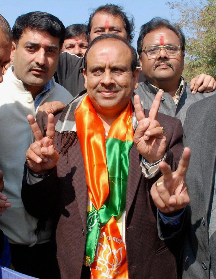 BJP\'s 3 Face Savers In Delhi