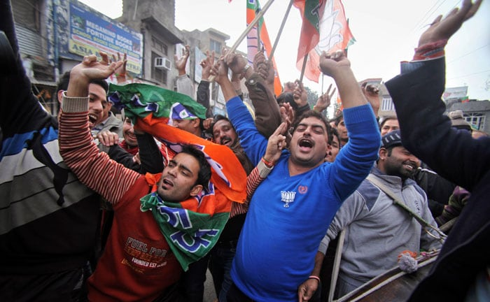 PDP, BJP Savour the Taste of Victory in Assembly Polls