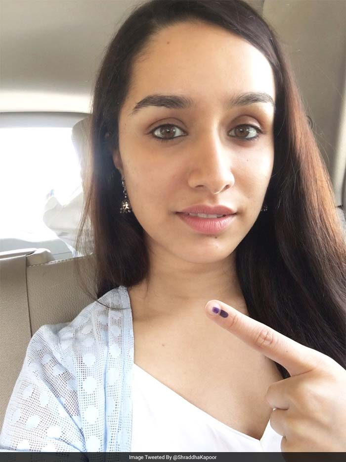 BMC Election 2017: Celebrities Vote For A Better Mumbai