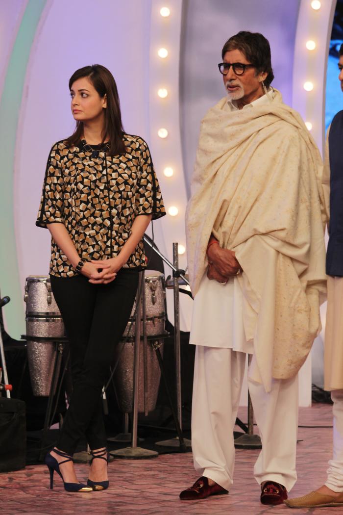 Star-studded Banega Swachh India Cleanathon