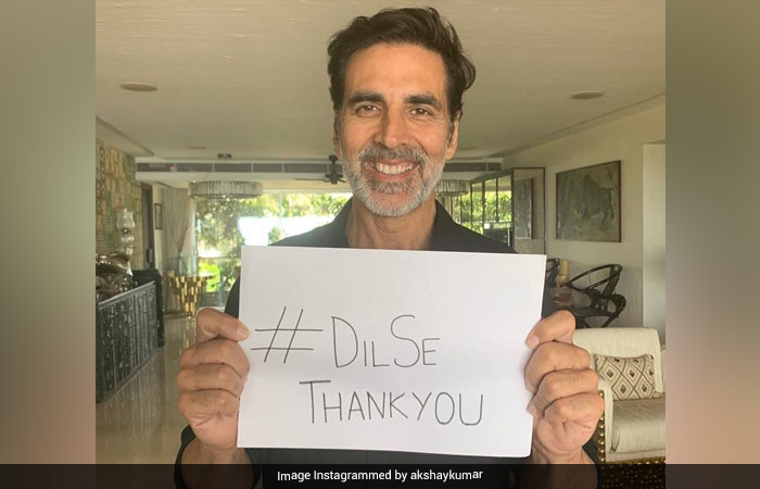Thank You: Bollywood Celebrities Who Came Forward To Help During The Coronavirus Pandemic