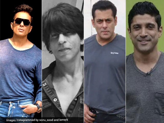 Photo : Thank You: Bollywood Celebrities Who Came Forward To Help During The Coronavirus Pandemic