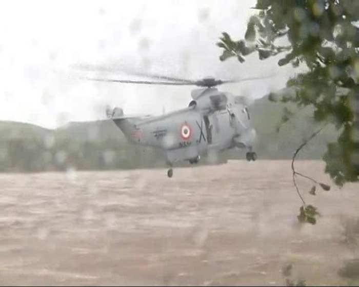 Pics: British Era Bridge Collapses On Mumbai-Goa Highway Due To Heavy Rain