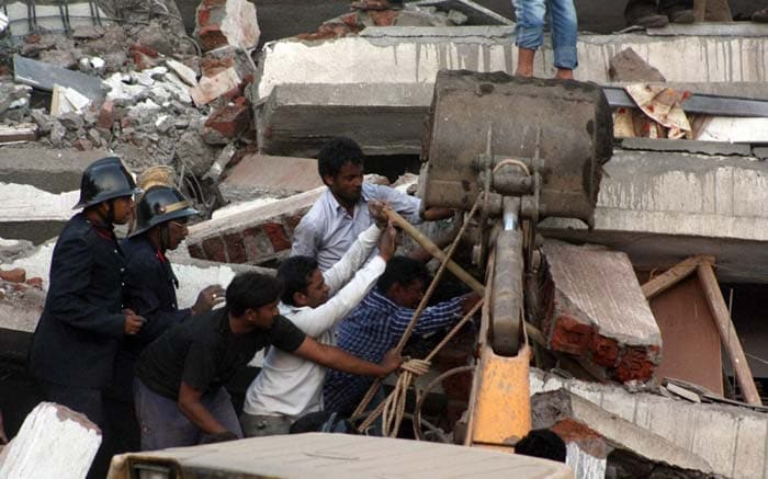 Thane building collapse: More than 30 people killed