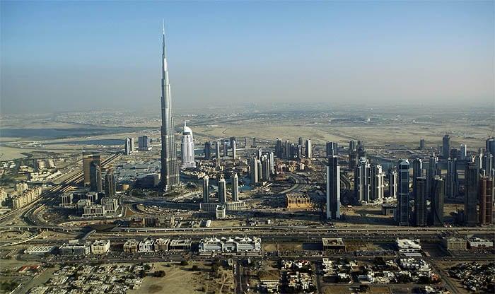 Burj Khalifa, the world\'s tallest building
