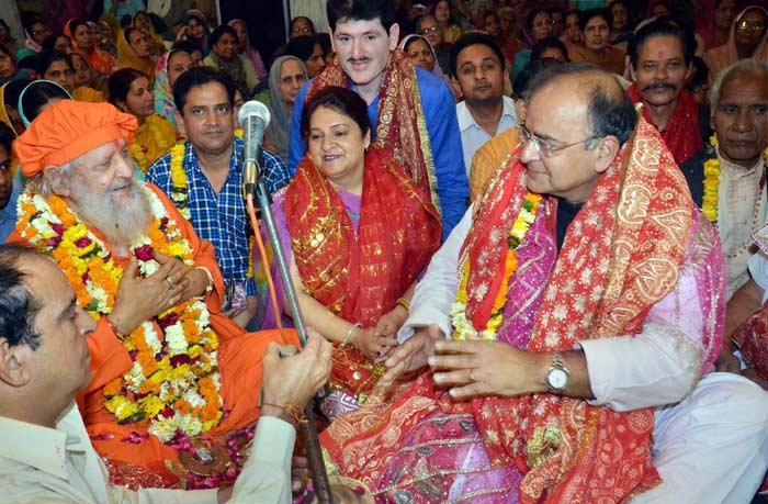 Candidates seek divine intervention ahead of polls