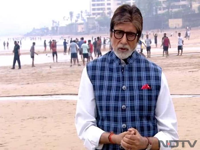 Celebrities Campaign For A Swachh Bharat During NDTV-Dettol Banega Swachh India Cleanathon