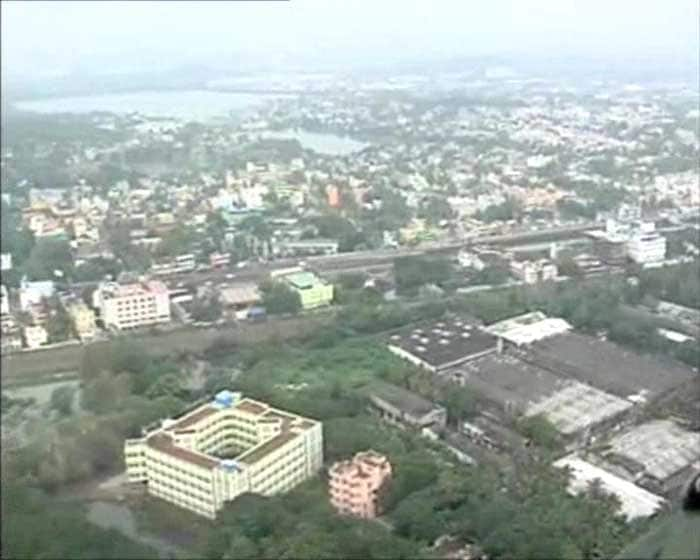 दिल दहला सकती हैं आसमान से ली गई चेन्नई की ये 5 तस्वीरें