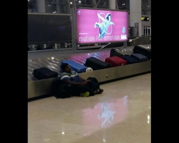 5 Pics: Chennai Airport Flooded, Flight Operations Suspended