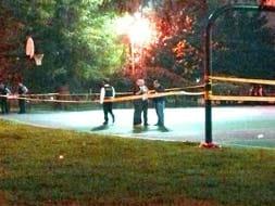 Photo : Gun violence: 11 people shot in Chicago park