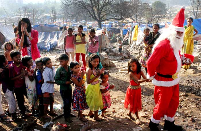 Joy And Cheer Across India As People Enthusiastically ...