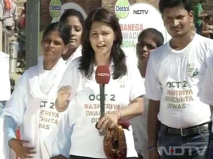 NDTV-Dettol Banega Swachh India: Clean-Up Drives Across The Nation