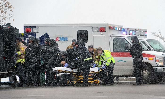 Colorado Shooting: 3 Killed,Gunman Surrenders After 5-Hour Standoff