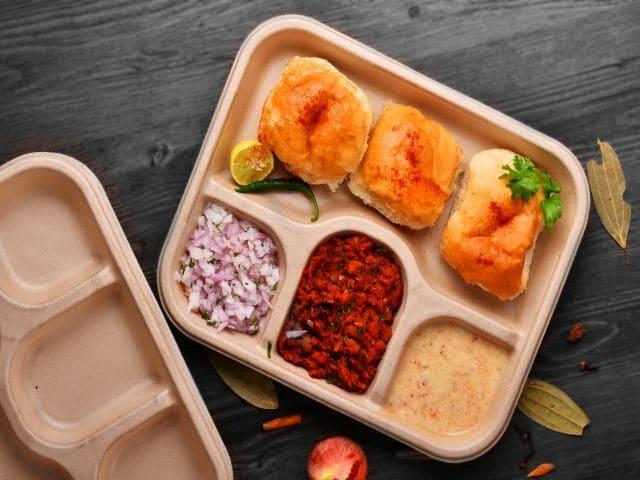 Photo : An Uttar Pradesh Organisation Develops A Eco-Friendly Solution To Plastic Tableware