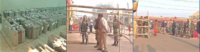 Jharkhand, Jammu & Kashmir Prep For Election Results