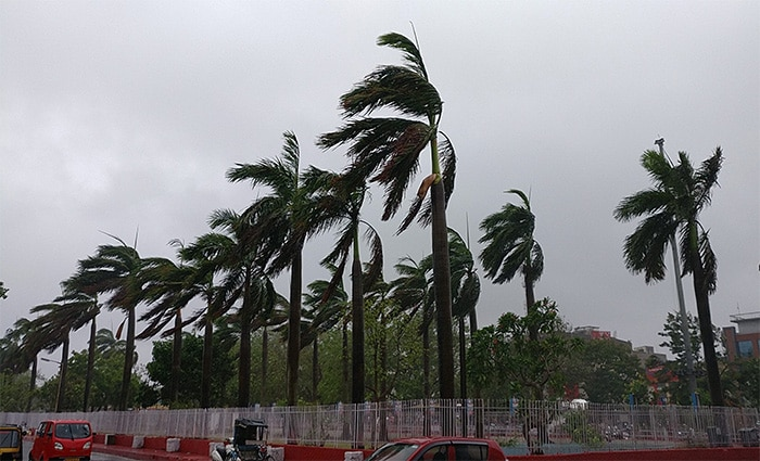 Cyclone Fani: In Images