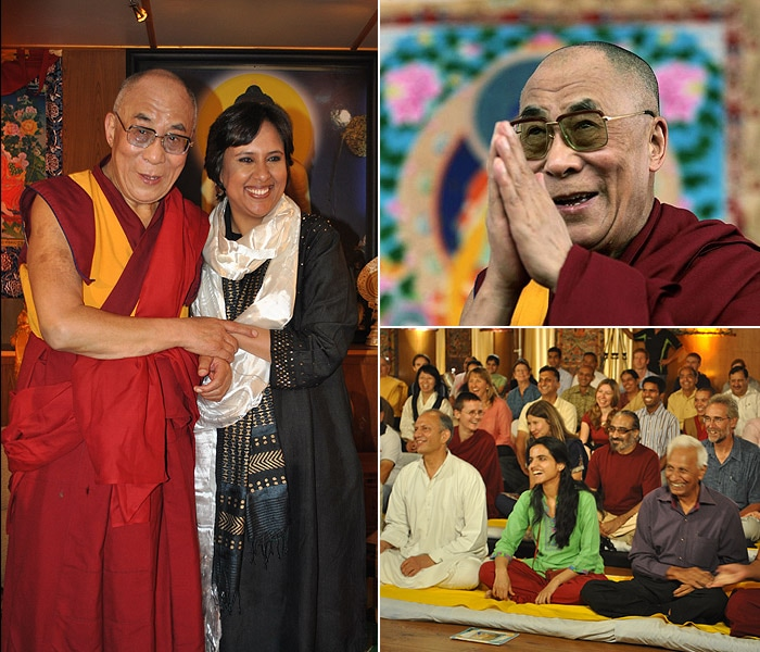 In Conversation With The Dalai Lama In Dharamsala Photo