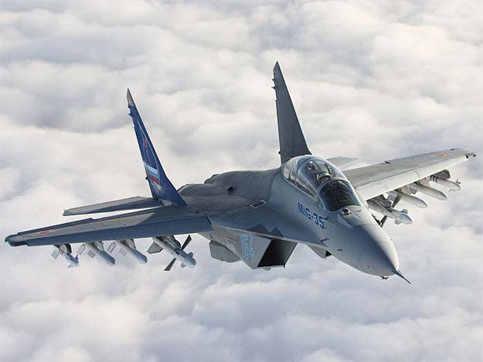 Aircraft that competed for the defence deal