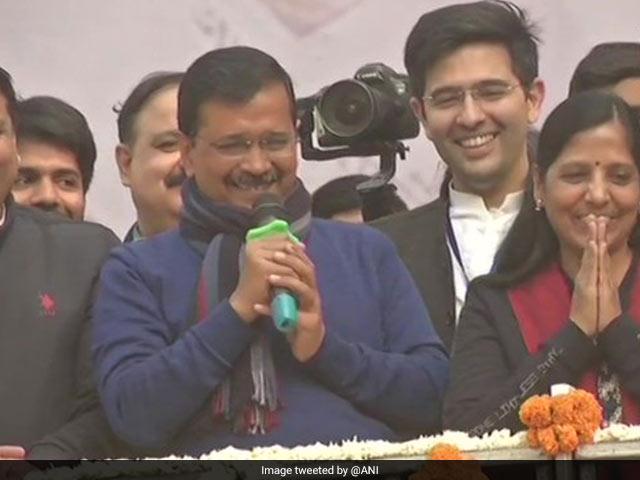 Delhi Eleciton 2020: 'आप' की जीत पर दिग्गजों ने कुछ यूं दी प्रतिक्रियाएं