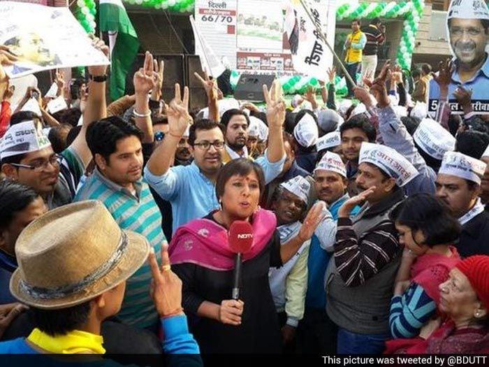 It is AAP ki Sarkar in Delhi