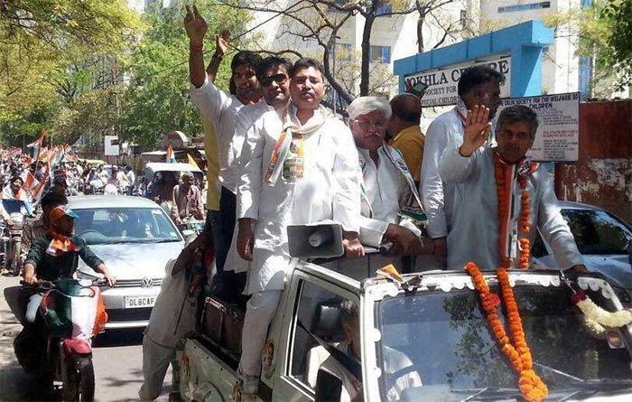 Elections 2014: Battle for Delhi