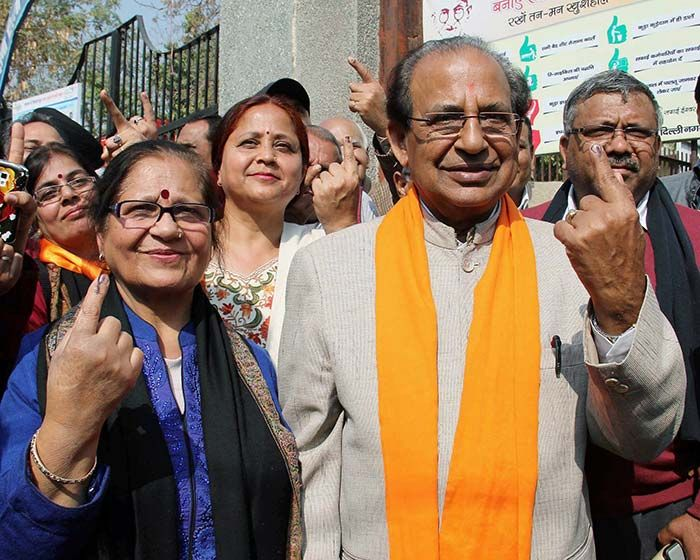 The Winners and Losers of Delhi Elections