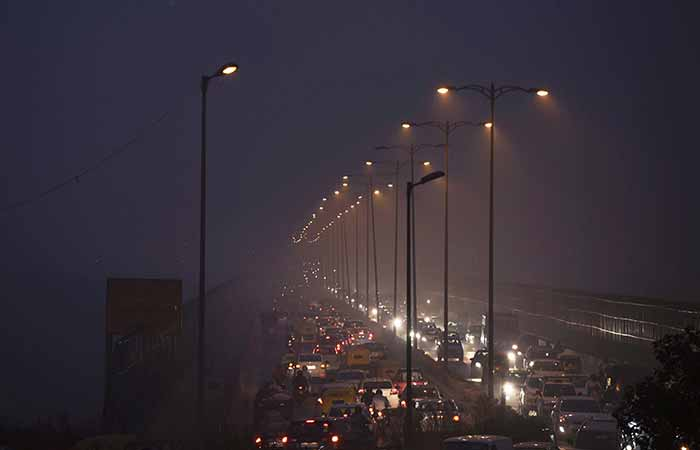 Delhi\'s Worst Nightmare: Pollution Converts The City Into A 'Gas Chamber\'