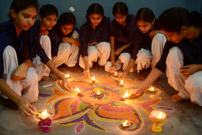 India Celebrates Diwali The Festival Of Lights Photo Gallery