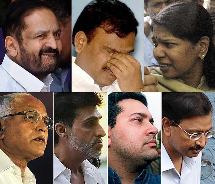 Ten biggies who are spending Diwali in jail